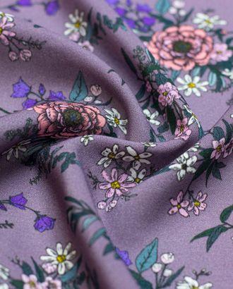 Штапель с цветочным принтом арт. ГТ-4309-1-ГТ-43-5820-10-21-1