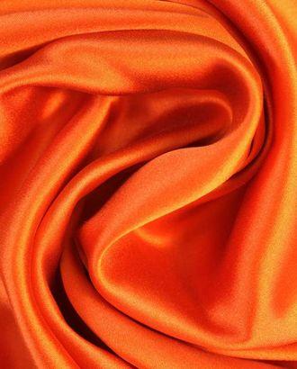 Шелк, оранжевый цвет каньона Вермиллион арт. ГТ-1406-1-ГТ0043343