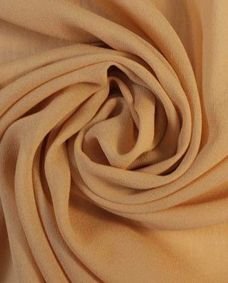 Шелк, цвет персиковых цветов арт. ГТ-1412-1-ГТ0043359