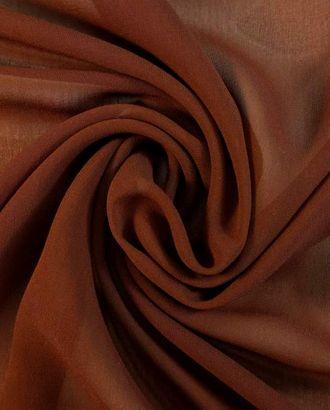 Шифон, цвет каштановый арт. ГТ-1435-1-ГТ0043444