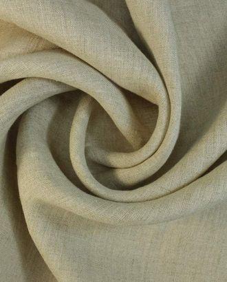 Льняная ткань цвета ангоры арт. ГТ-1452-1-ГТ0043506