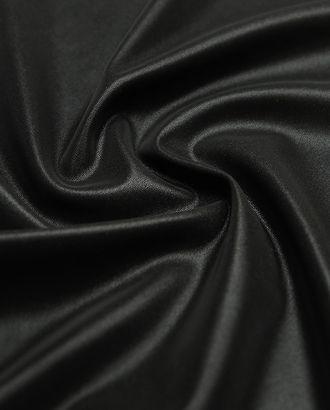 Экокожа, цвет угольно черный арт. ГТ-4660-1-ГТ-44-6255-1-38-1