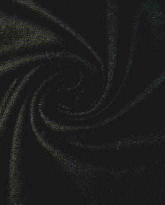 Шерстяная ткань смоляного цвета арт. ГТ-1555-1-ГТ0045074