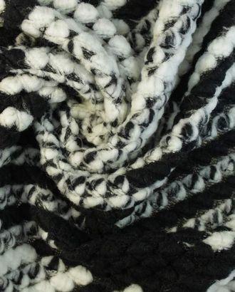 Ткань трикотаж, черно-белая фантазия арт. ГТ-1609-1-ГТ0045144