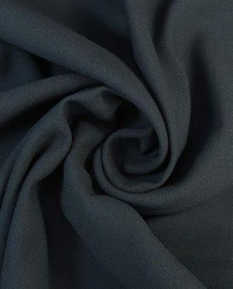 """Ткань плательная двухсторонняя """"Кади"""" фантомного цвета арт. ГТ-1625-1-ГТ0045262"""