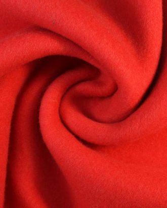 Ткань пальтовая маково-красного цвета арт. ГТ-1638-1-ГТ0045279