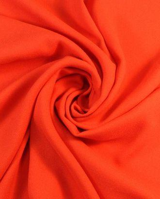 Штапель цвета спелый мак арт. ГТ-1818-1-ГТ0045741