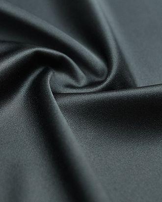 Атлас черного цвета арт. ГТ-2090-1-ГТ0046239