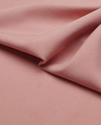Ткань плательная пыльно-розового цвета арт. ГТ-2517-1-ГТ0047270