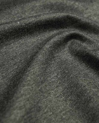 Джерси, костюмно-плательная ткань, цвет серый меланж арт. ГТ-2519-1-ГТ0047272