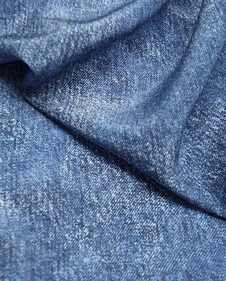 Шелк блузочный, цвет джинсовый арт. ГТ-2542-1-ГТ0047316