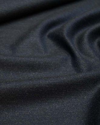 Ткань костюмная, однотонная, цвет темно-серый арт. ГТ-2563-1-ГТ0047339