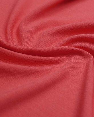Трикотаж футболочный однотонный, цвет розово-коралловый   (235 г/м2) арт. ГТ-2600-1-ГТ0047379