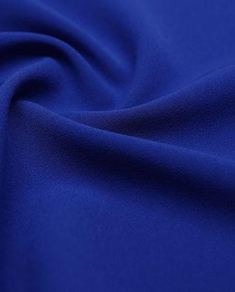 Вискозная костюмная ткань викторианского синего цвета арт. ГТ-2690-1-ГТ0047478