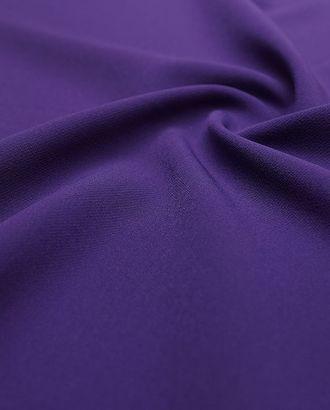 Костюмная ткань средней плотности роскошного фиолетового оттенка арт. ГТ-2691-1-ГТ0047479