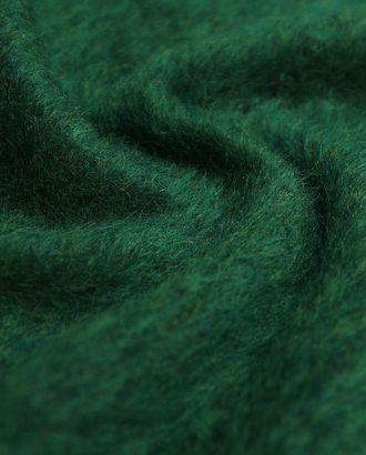 Ткань пальтовая, ворс средний, цвет изумрудный арт. ГТ-2731-1-ГТ0047524