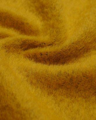 Пальтовая ткань со средним ворсом цвета золотого сияния арт. ГТ-2732-1-ГТ0047525