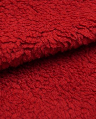 Винтажный искусственный мех, цвет красного танго арт. ГТ-2735-1-ГТ0047528