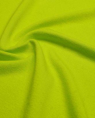 Трикотаж футболочный однотонный, цвет салатовый  (235 г/м2) арт. ГТ-2748-1-ГТ0047566