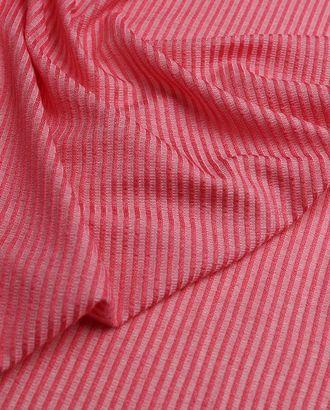 Нежное трикотажное полотно розового цвета  (145 г/м2) арт. ГТ-2772-1-ГТ0047629