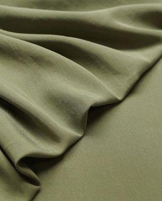 Ткань блузочно-плательная цвет хаки    (180 г/м2) арт. ГТ-2784-1-ГТ0047642