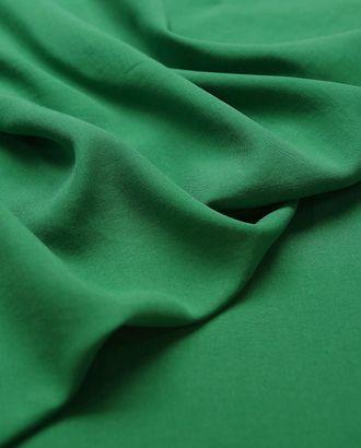 Ткань блузочно-плательная изумрудного цвета   (180 г/м2) арт. ГТ-2787-1-ГТ0047645