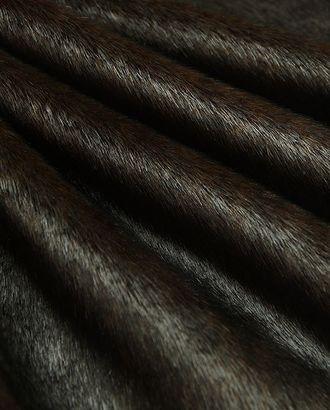 Великолепная искусственная норка, цвет кофейный арт. ГТ-2796-1-ГТ0047674