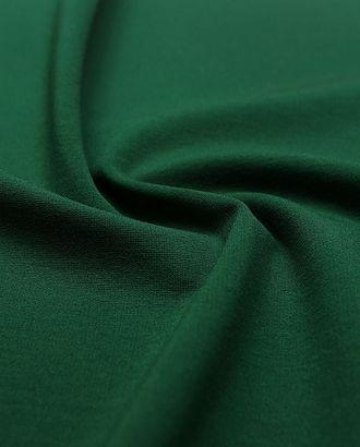 Классическое джерси изумрудного цвета  (380 г/м2) арт. ГТ-2808-1-ГТ0047693