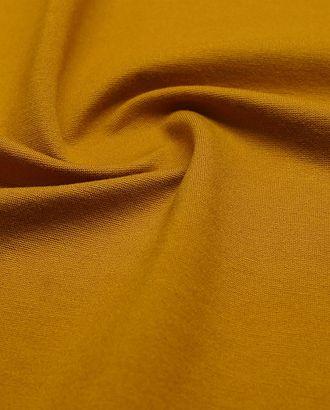Классическое джерси цвета темного золота  (380 г/м2) арт. ГТ-2810-1-ГТ0047695