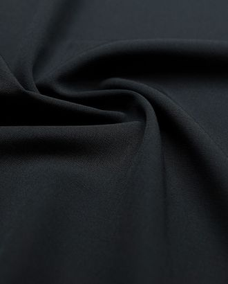 Прекрасная костюмная ткань глубокого синего цвета арт. ГТ-2890-1-ГТ0047768