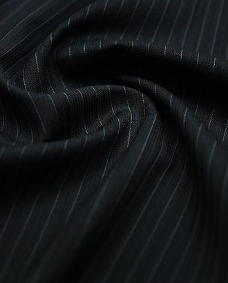 Элегантная костюмная ткань в тончайшую полоску арт. ГТ-2900-1-ГТ0047778