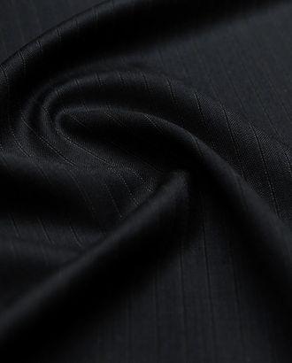 2-х сторонняя костюмная ткань в текстурную полоску арт. ГТ-2901-1-ГТ0047779