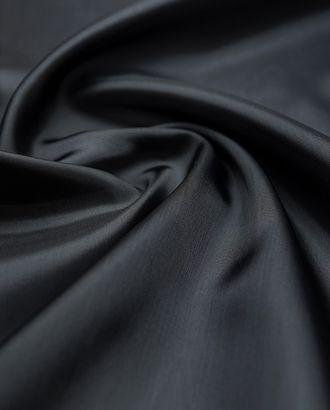 Ткань подкладочная темно-графитового цвета арт. ГТ-2918-1-ГТ0047797