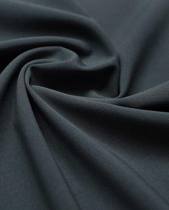 Классическая костюмная ткань темно-серого цвета арт. ГТ-2923-1-ГТ0047803