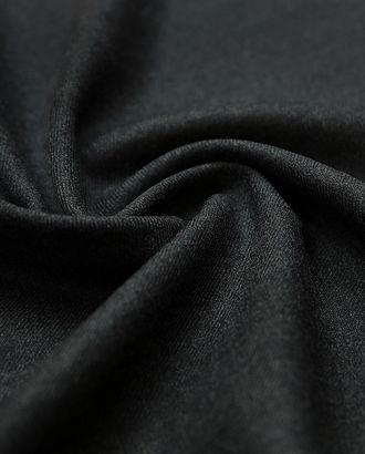 Костюмная ткань темно-серого цвета арт. ГТ-2928-1-ГТ0047808