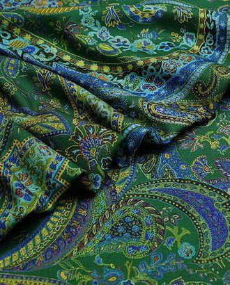 Ткань плательная с принтом восточные огурцы арт. ГТ-2949-1-ГТ0047829