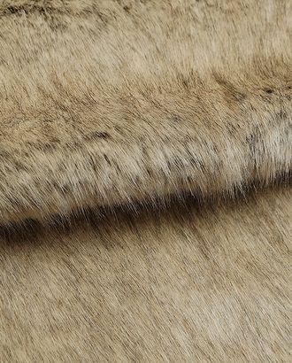 Искусственный мех в коричневых тонах арт. ГТ-2997-1-ГТ0047877