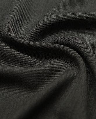 Шерстяная костюмная ткань под джинсу, серый меланж арт. ГТ-3017-1-ГТ0047897