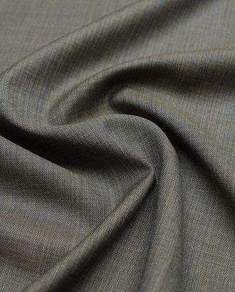 Прекрасная костюмная ткань с меланжевым эффектом арт. ГТ-3024-1-ГТ0047907