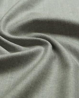Великолепная костюмная ткань стального цвета арт. ГТ-3029-1-ГТ0047912