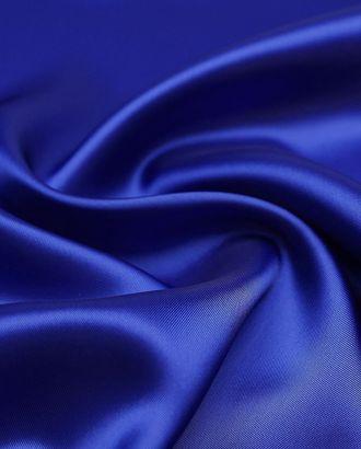 Классическая подкладочная ткань бесподобного синего цвета (80 г/м2) арт. ГТ-3199-1-ГТ0047936