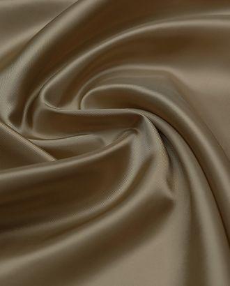 Однотонная подкладочная ткань золотистого цвета  (78 г/м2) арт. ГТ-3218-1-ГТ0047955