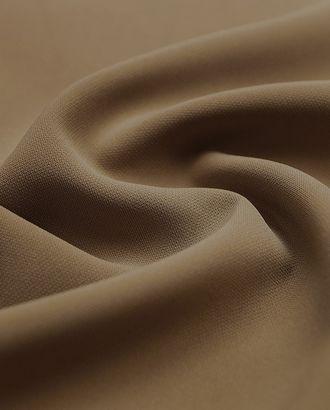 """Ткань плательная """"Кади"""", цвет какао   (237 гм2) арт. ГТ-3227-1-ГТ0047964"""