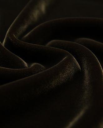 Прекрасный бархат в кофейном цвете арт. ГТ-3252-1-ГТ0047989