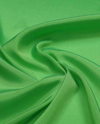 Однотонная подкладочная ткань цвета летней зелени  (62 гр/м2) арт. ГТ-3271-1-ГТ0048016