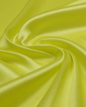 Однотонная подкладочная ткань, цвет солнечный желтый  (62 гр/м2) арт. ГТ-3272-1-ГТ0048017