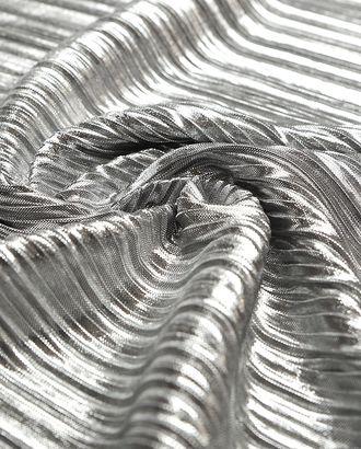 2х сторонняя плиссе серебристого цвета  (132 гр/м2) арт. ГТ-3301-1-ГТ0048048