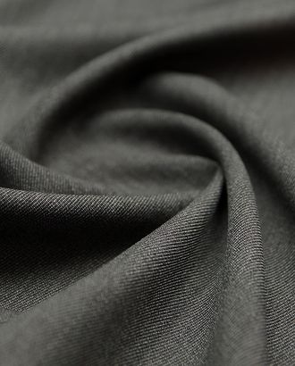 Ткань костюмная шерстяная, серый меланж (200 гр/м2) арт. ГТ-3398-1-ГТ0048094