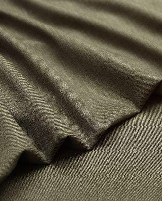Прекрасная 2х сторонняя ткань, меланжевый хаки (208 гр/м2) арт. ГТ-3423-1-ГТ0048122