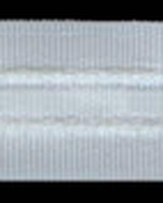 Тесьма шторная ш.2,5 см арт. ШТФТ-36-1-36183